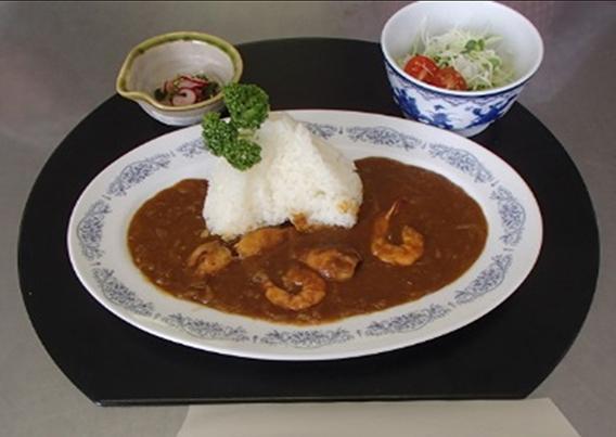 軽食カレー2